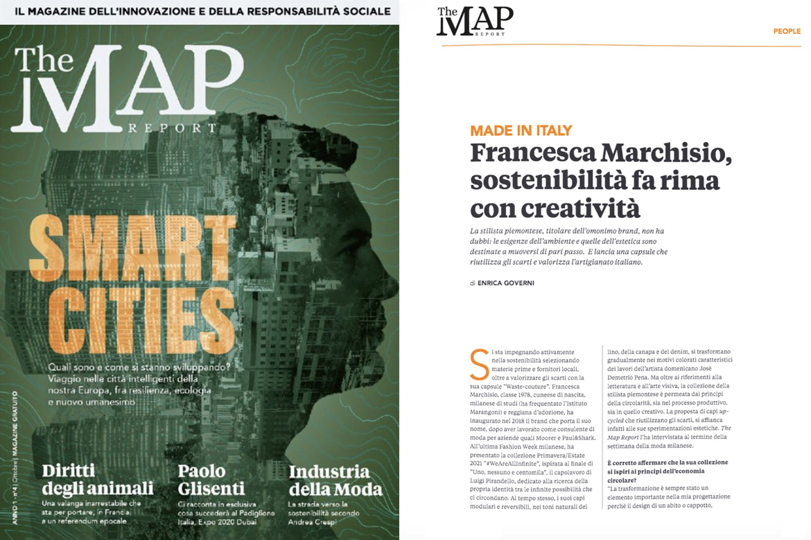 The Map Report #people